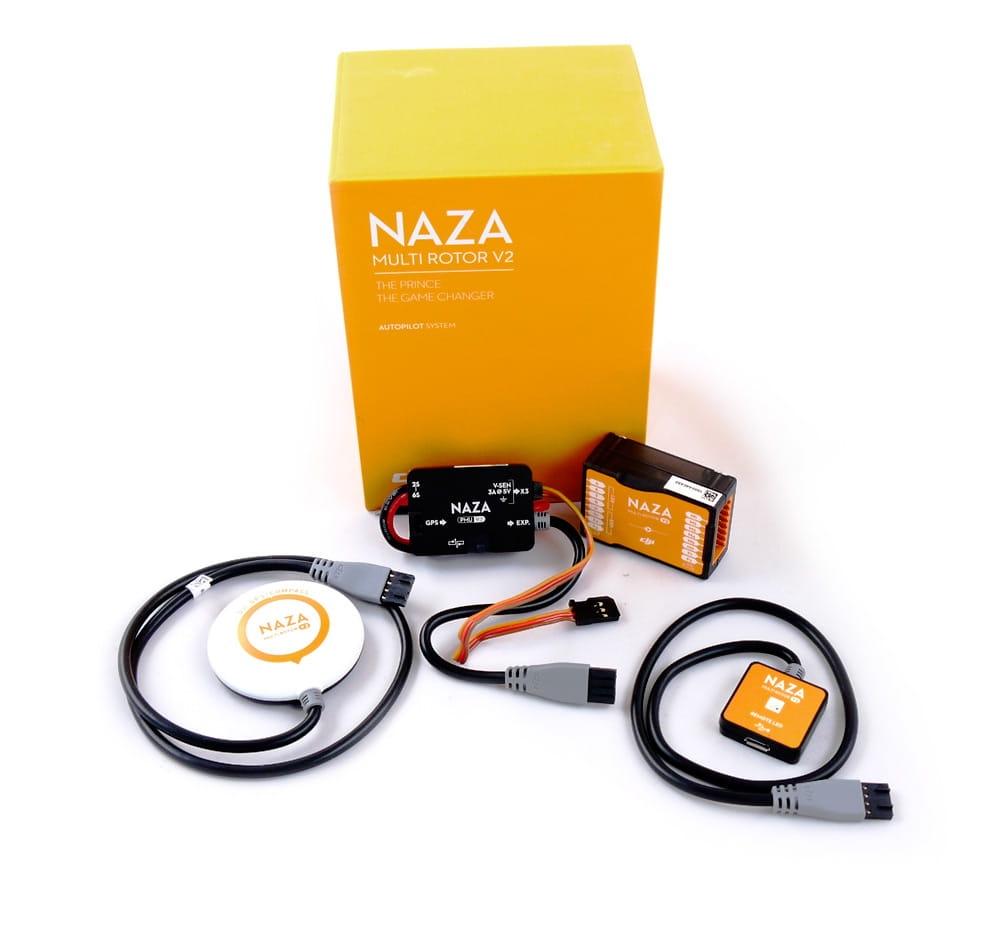 Dji Combo Naza M V2 Gps Kontroler Drugiej Generacji Z Sumas Car Stereo Wiring Harness Moduem Do Multikopterw