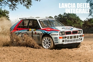 MST XXX 1/10 4WD Rally Car 2.4GHz Lancia Delta Integrale (531403)