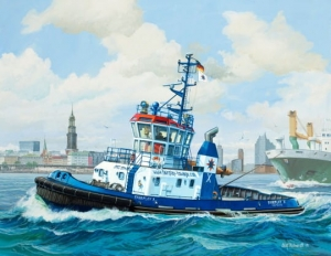 Harbour Tug Boat Fairplay - zestaw z akcesoriami (REV-65213)