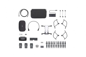 DJI Mavic Air Arctic White - Fly More Combo - wersja Refurbished