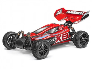 Maverick Strada XB Evo S Electric Buggy 1:10 RTR (MV12621)
