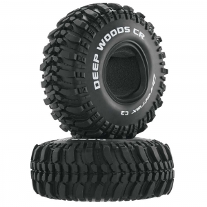 "Duratrax Opona Deep Woods CR 1.9"" Crawler C3 (2)"