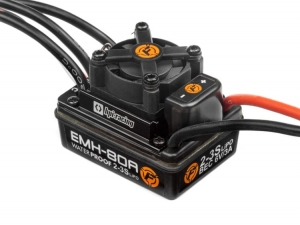 120026 - FLUX EMH-80A BRUSHLESS WATERPROOF ESC