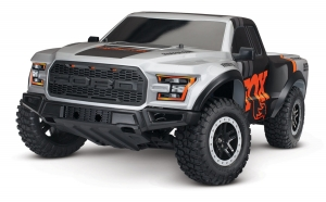 Traxxas  1/10 Ford Raptor FOX RTR