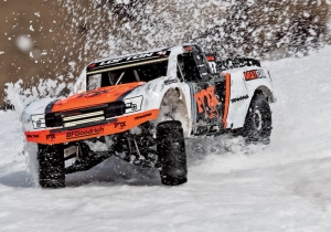 Unlimited Desert Racer 4WD - wersja FOX LED