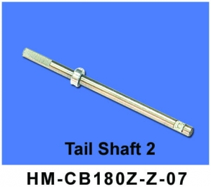 HM-CB180Z-Z-07 Tail Shaft 2