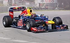Red Bull Racing RB8 'Mark Webber' (REV-07075)