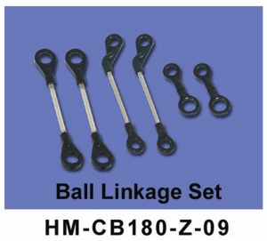 HM-CB180-Z-09 ball linkage sets