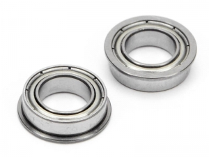B025 - BALL BEARING 6x10mm (FLANGED/2pcs)