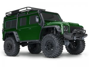 Traxxas TRX-4 Defender - kolor zielony