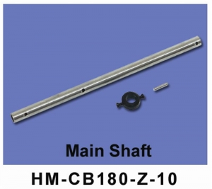 HM-CB180-Z-10 main shaft