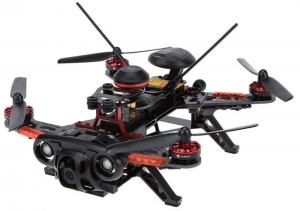 Quadrokopter Walkera Runner 250 ADVANCED RTF - quadro z GPS, aparatura Devo7, TX video, iOSD, Lipo, kamerka