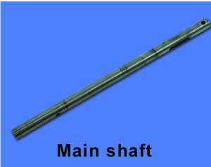 HM-Creata400-Z-18 Main shaft