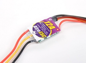 Regulator AFRO 12A ESC Ultra Lite SimonK Firmware Version 3