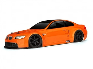 113344 - BMW M3 GTS BODY (PAINTED/ORANGE/200MM)