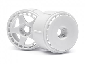 114371 - fifteen52 TURBOMAC WHEEL WHITE (6PCS)