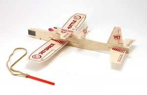 Rzutka Guillow`s Catapult Glider