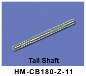 HM-CB180-Z-11 tail shaft