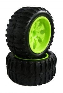 GPX koła do modeli monster truck 1/10 (88003G) - para