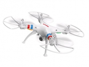 Quadrokopter Syma X8W RTF 2.4GHz - z kamerą i przekazem video