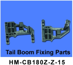 HM-CB180Z-Z-15 Tail Boom Fixing Parts