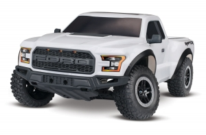 Traxxas Slash 1/10 Ford Raptor Zestaw RTR