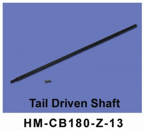HM-CB180-Z-13 tail drive shaft
