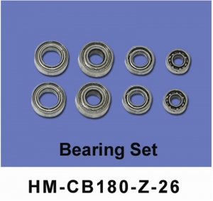 HM-CB180-Z-26 bearing set