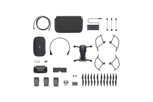 DJI Mavic Air Onyx Black - Fly More Combo