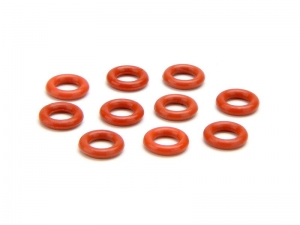 104726 - SILICONE O-RING 5x9x2mm (10pcs)