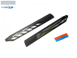 B180X09-K Carbon Polymer Main Blade (Light - Fast Respond)
