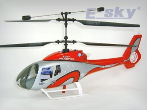 Helikopter RC E_Sky Hunter 2,4GHz