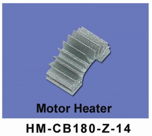 HM-CB180-Z-14 cooling fin