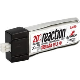 LiPo Reaction Air 3.7V 150mAh 20C Micro