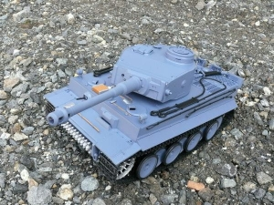 Czołg RC German Tiger I RTR 1/16 (Heng Long)  2.4GHz
