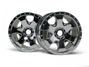 3192 - WARLOCK WHEEL CHROME (83x56mm/2pcs)