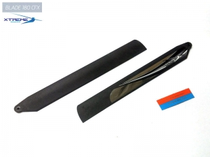 B180X10-K Carbon Polymer Main Blade (Heavy- Stable)