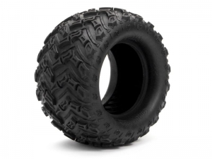 4874 - DIRT CLAWS TIRE B COMPOUND (145x84mm/2pcs)