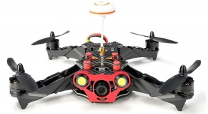 Quadrokopter Eachine Racer 250 ARF - zestaw z kamerą i nadajnikiem video 5.8GHz
