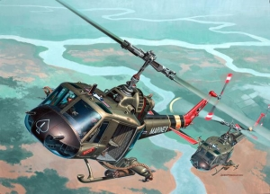 Bell UH-1 'Huey Hog' (REV-04476)