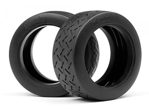 "HPI 108076 - WR8 TARMAC TIRE D COMP (2.2""/57X80MM/2PCS)"