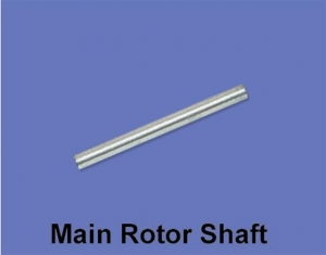 HM-4#6-Z-08 Main rotor shaft