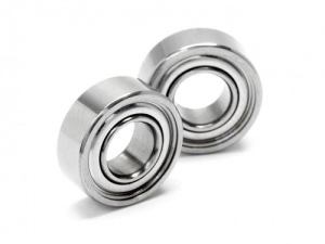 BALL BEARING 5 x 11 x 4mm ZZ (2 pcs) (B022)
