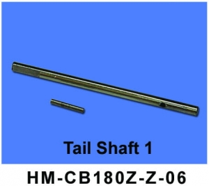 HM-CB180Z-Z-06 Tail Shaft 1