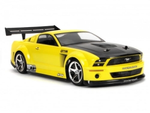 HPI - 17504 - FORD MUSTANG GT-R BODY (200MM/WB255MM)