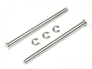 101299 - 3*51.8mm FRONT INNER SUSPENSION SHAFT (2pcs)