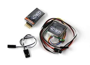 Mini OSD Excellence z modułem GPS