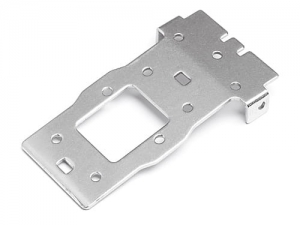 105677 - FRONT LOWER CHASSIS BRACE 1.5mm
