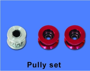 HM-Creata400-Z-26 Pully set