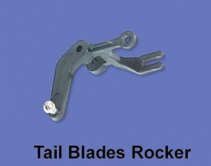 HM-4#6-Z-23 Tail Blades Rocker